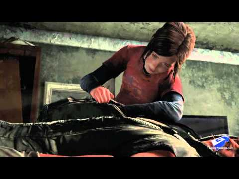 The Last of Us Trailer HD