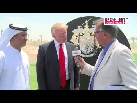 BTN Reports: Donald Trump in Dubai to inspect latest golfing project