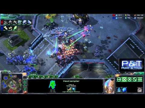 (HDCCXCIX) LiquidHuk vs IM.MVP - PvT - Starcraft 2 Replay [FR]
