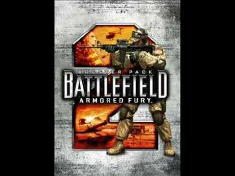 BF2 Armored Fury Theme