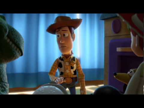 Pixar: Toy Story 3 - Movie Clip - Woody Returns! (DVD/Blu-Ray Promo)