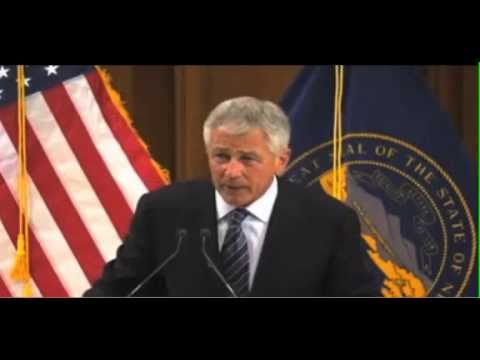Chuck Hagel Tells Indian Professor 'You're Not A Member Of The Taliban, Are You?'