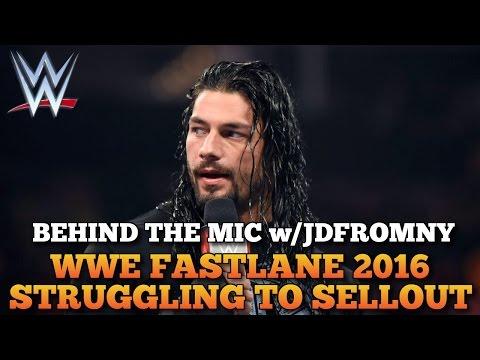 WWE Fastlane 2016: WWE Fastlane 2016 Struggling To Draw A Full Crowd For Sunday's PPV