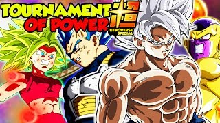 Dragon Ball Xenoverse 2 Tournament Of Power Online Battle Special (DLC Extra Pack 3)