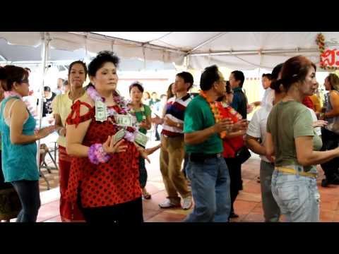 Lao new year 2013 .St petersburg,Florida (HD)