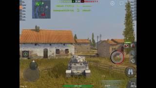World Of Tanks Blitz Quand y'en a marre (Tiger (P),Tiger I,KV-1S) Tiers 7 et 6