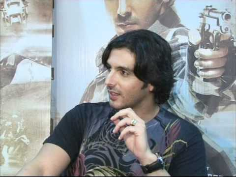 BNB NEWS-ZAYED KHAN INTERVIEW FOR FILM TEZZ