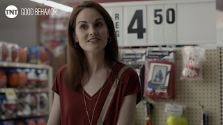 Good Behavior: Toy Store [CLIP] | TNT