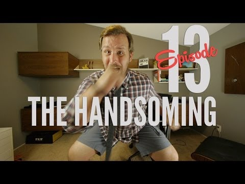 The Handsoming Ep .13   Americas Next Hot Chef!