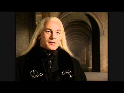 Harry Potter and the Chamber of Secrets - Jason Isaacs short interview