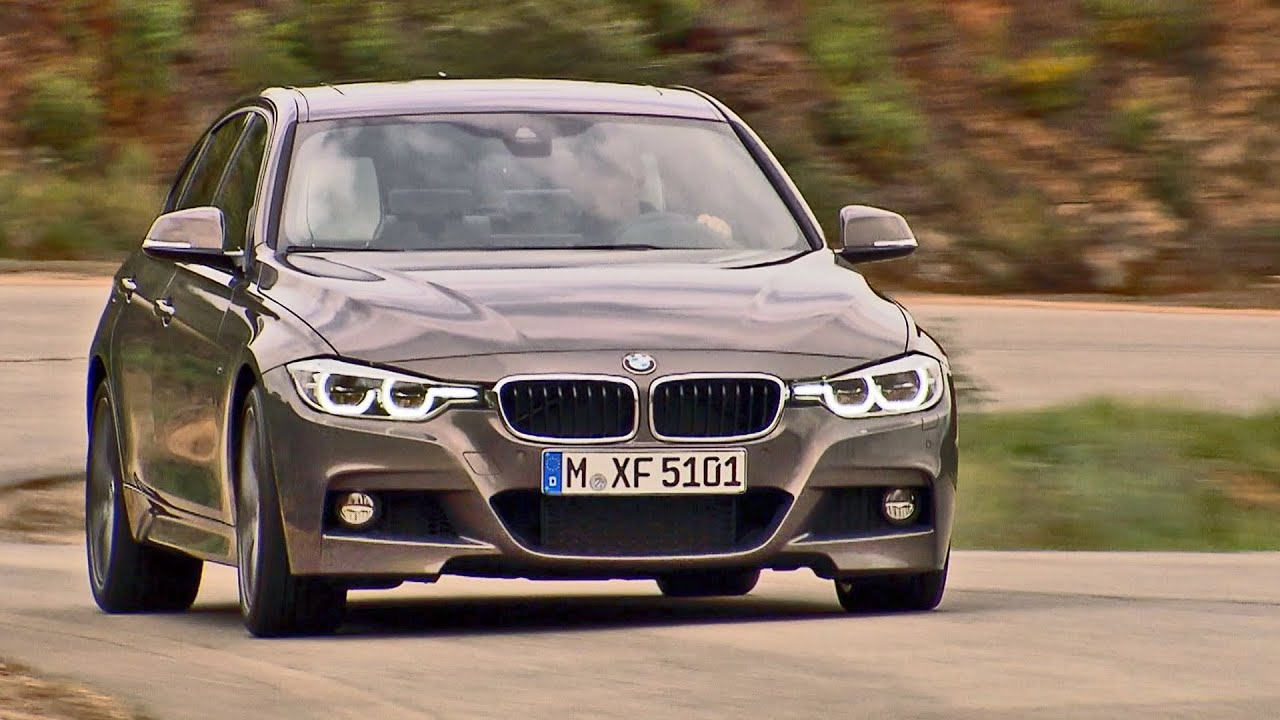 NEW 2016 BMW 3 Series (340i) with M Sport Package - YouTube