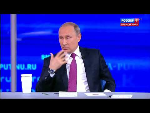 Путин ответил Порошенко на немытую Россию