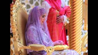 Жизнь султана Брунея на земле и в воздухе. Свадьба дочери.