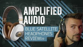 Blue Satellite Headphones Review: Sweet Sound, Bad Basics