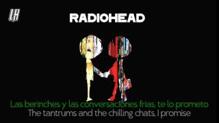 Radiohead I Promise Subtitulada en Espa ol Lyrics