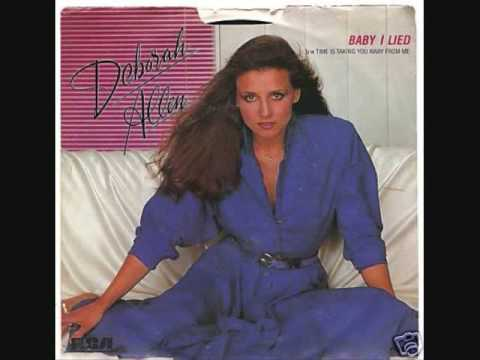 Deborah Allen - Baby I Lied (1983) Music Videos
