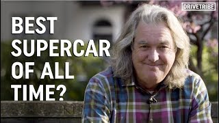 James May answers random questions in a park