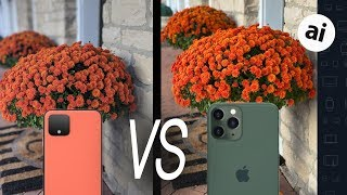 iPhone 11 Pro VS Pixel 4: Ultimate Camera Comparison!