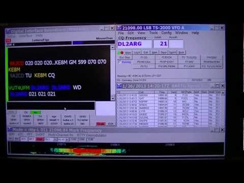 ke8m and bartg rtty sprint contest