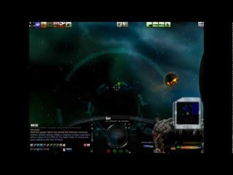 Eve Online Combat Eve Online Gameplay 2012