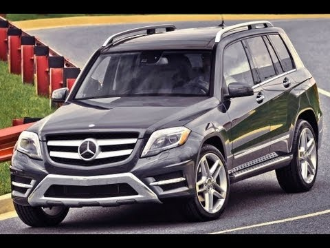 2013 Mercedes GLK350 Start Up and Review 3.5 L V6