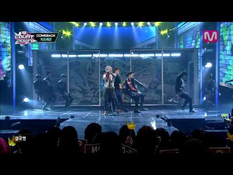 G-dragon 삐딱하게 (crooked By G-dragonmcountdown 2013.9.12) video