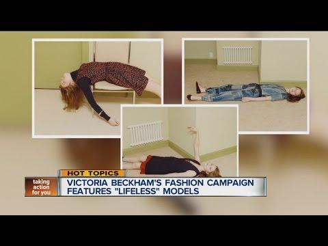 Victoria Beckham's Fashion Campaign