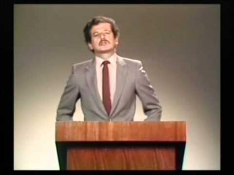 Discurso de Luis Carlos Galán en Campaña Presidencial de 1982