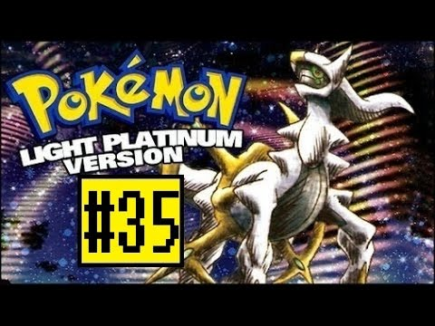 Pokemon In Real Life! Pokemon Light Platinum Part 35