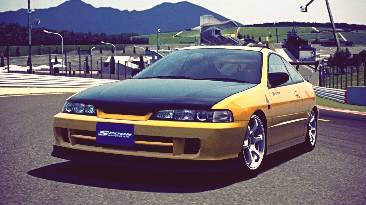 Spoon Exhaust Integra Gt6 Spoon Integra Type r