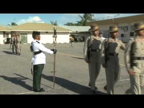 Latest Royal Gurkha Rifles swear oath of allegiance 28.01.11