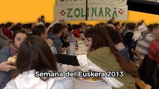 2013ko Euskararen Astea