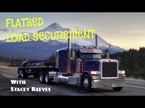 FLATBED LOAD SECUREMENT