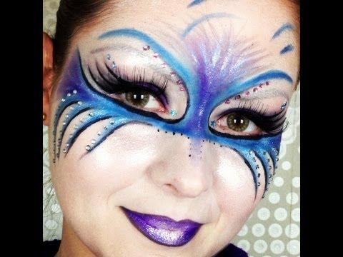 Maquiagem Artistica Passo a Passo Maquiagem Art Stica