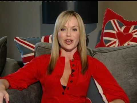 Britain's Got Talent judge Amanda Holden on Susan Boyle