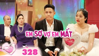 The Newlyweds | Ep 328 FULL: Bubble tea prince's sadness of losing twin children