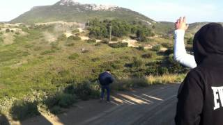 Rally acropolis 2012 thiva accident