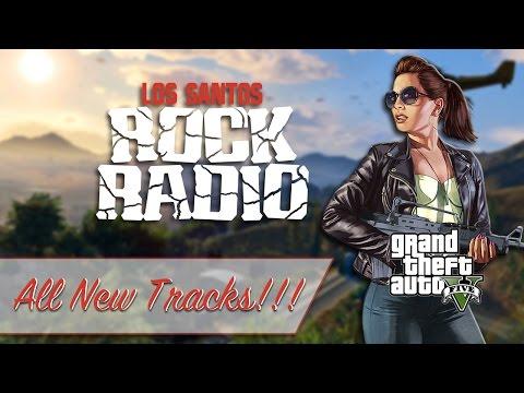 Los Santos Rock Radio - GTA V Radio (Next-Gen)