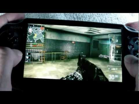 PS Vita Review: Call of Duty Declassified