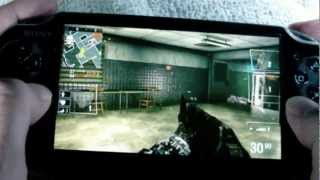 PS Vita Review_ Call of Duty Declassified