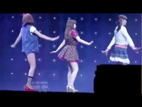 T-ara Soyeon fancam