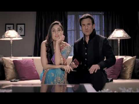 Funny Commercials : Airtel DTH ad Saif Ali Kh...