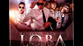 Loba(Official Remix) JAlvarez FT Carnal, Farruko y Gotay