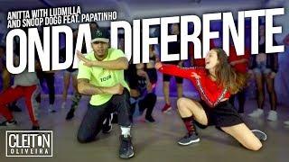 Onda Diferente - Anitta Ft. Ludmilla (COREOGRAFIA) Cleiton Oliveira / IG: @CLEITONRIOSWAG