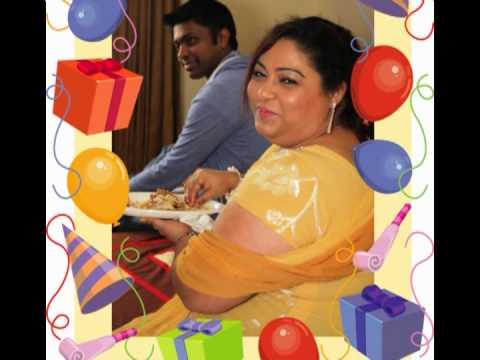 Anishas 1st Birth Day Photos video