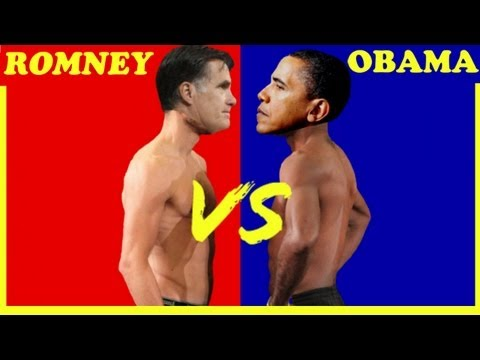 Obama vs. Romney 2012 - The Battle Begins