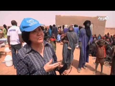 Niger recieves more Malian refugees fleeing Tuareg violence