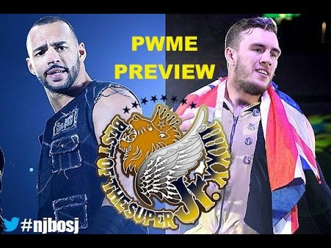 "PWME - ""NJPW Best of the Super Juniors 2016"" Preview & Predictions"
