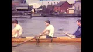 1966 MUBC Extra-Collegiates Crew Training