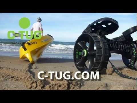 C-Tug Canoe & Kayak Trolley